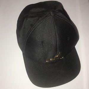 Jumpman Air Jordan Black  Basketball Hat